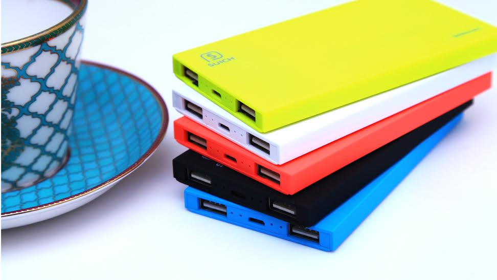 SUICH power bank 5000mAh