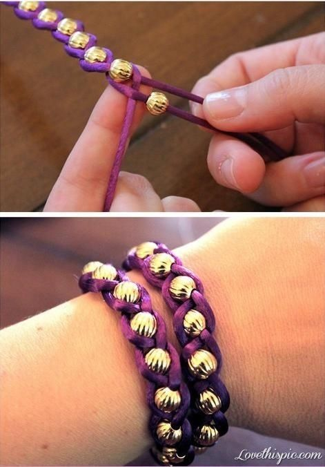 Bracelet DIY Ideas
