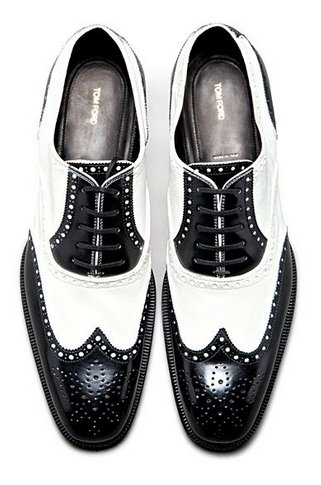 Men's Black Shoes top brands Tom Ford