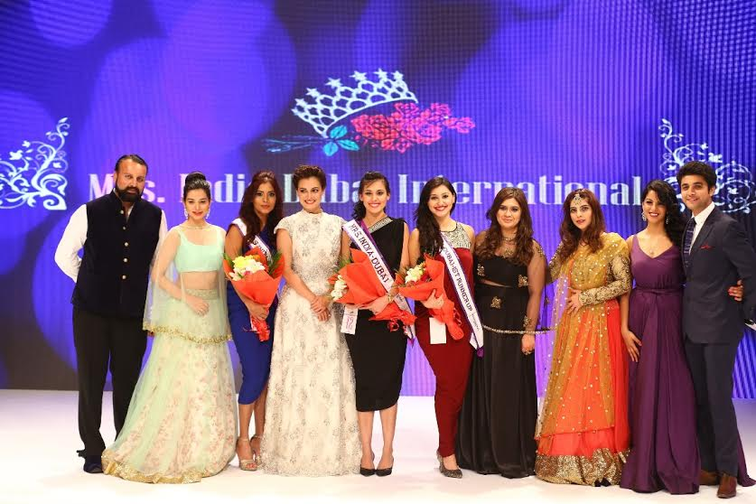 Mrs. India Dubai International by Carnival Media