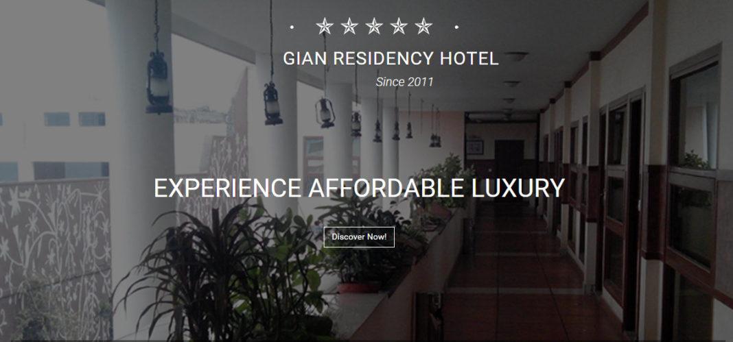 Gian Residency Hotel Karnal