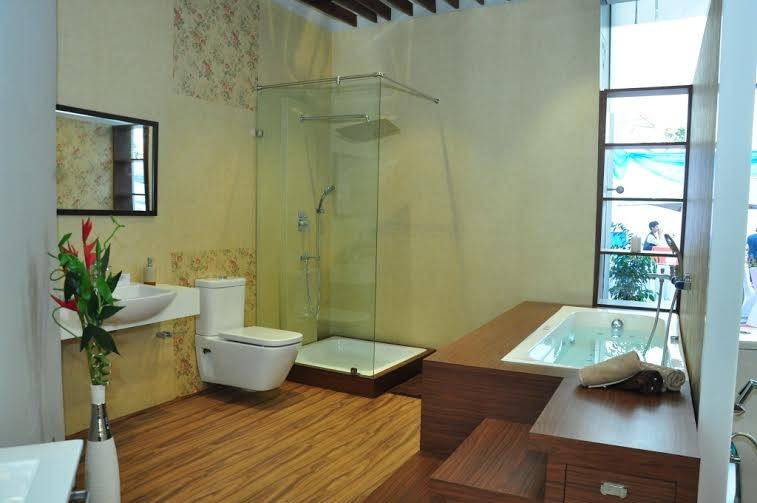 Parryware Bathroom interior