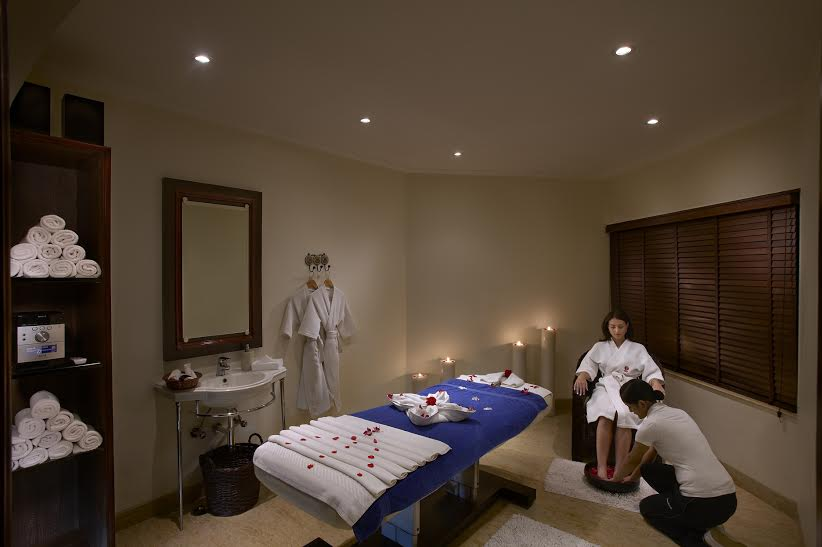 Spa & Body Massage Hotel The royal Plaza