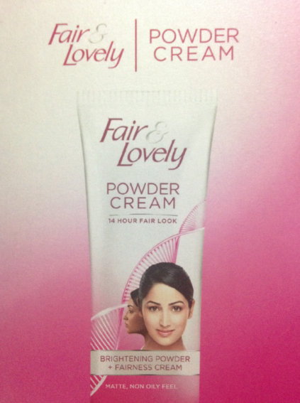 FAL powder cream