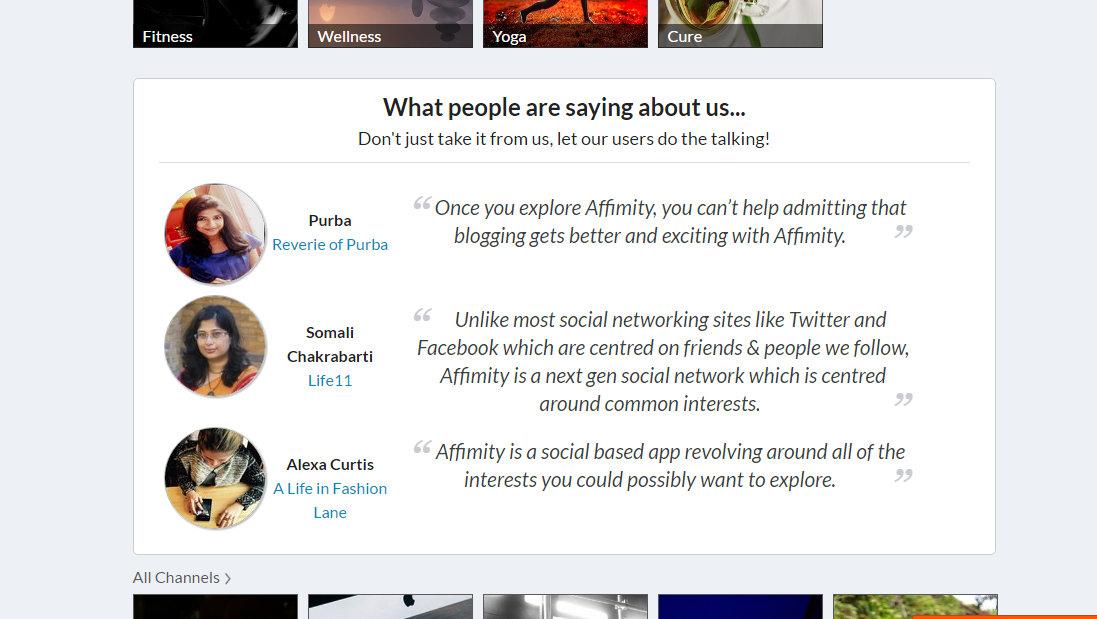 Affimity.com