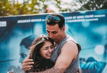 Akshay Kumar emotional photo
