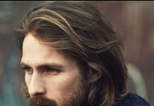 Men Celebrity Beard Style