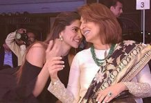 Deepika with Neetu Singh