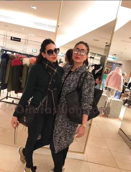 Karishma bebo in London