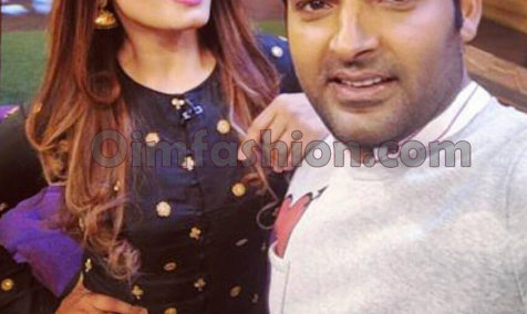 Kapil Sharma With Raveena Tandon