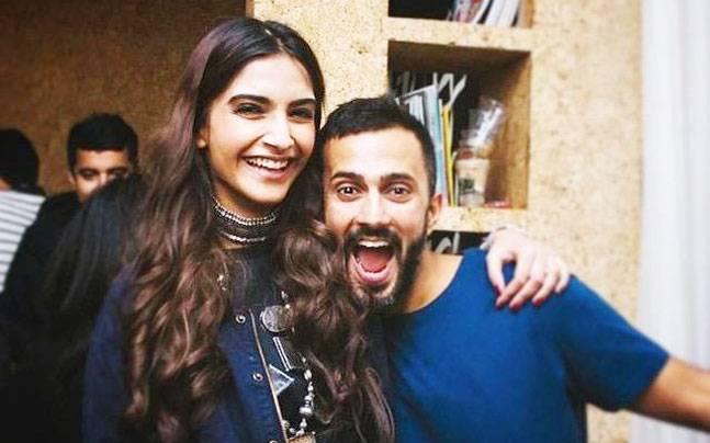 Sonam Kapoor Boyfriend Anand Ahuja