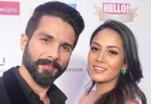 Shahid Kapoor went down on knees for wife mira rajput