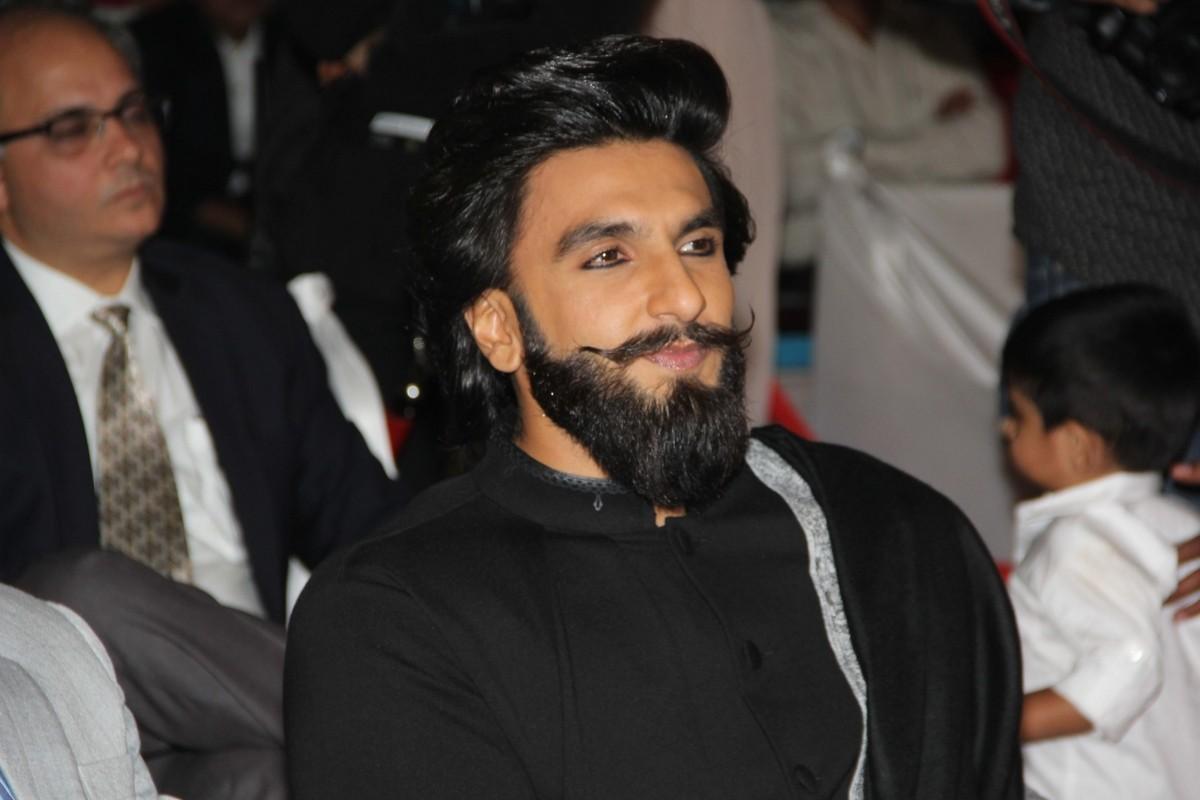 Ranveer Singh as Alauddin khilzi Padmavati