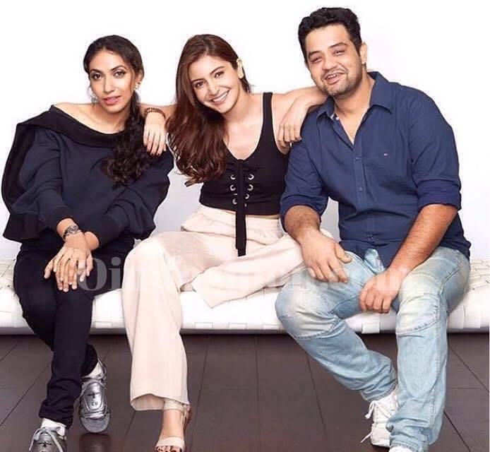 Anushka Sharma New production movie