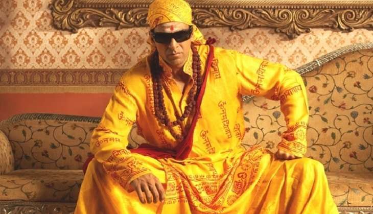 Akshay Kumar movie Bhol Bhulaiya look