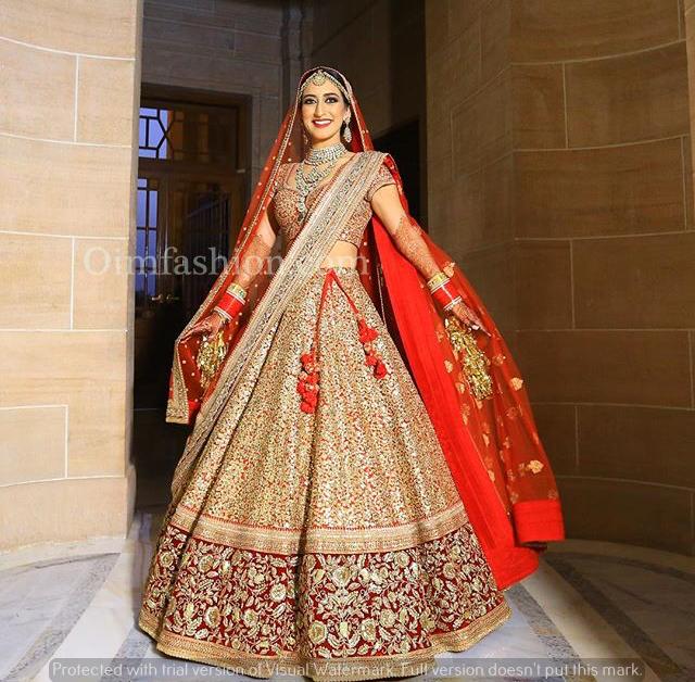 Sabyasachi Mukherjee Bridal Dresses