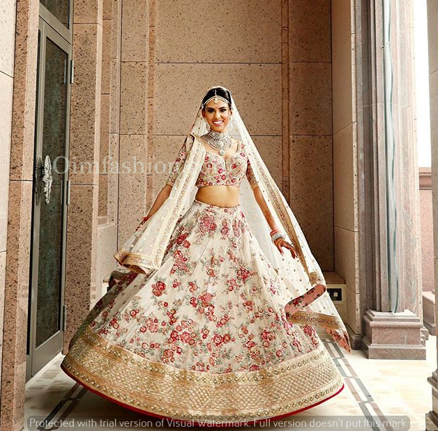 Best of Sabyasachi Mukherjee Bridal Dresses Every Girl ...