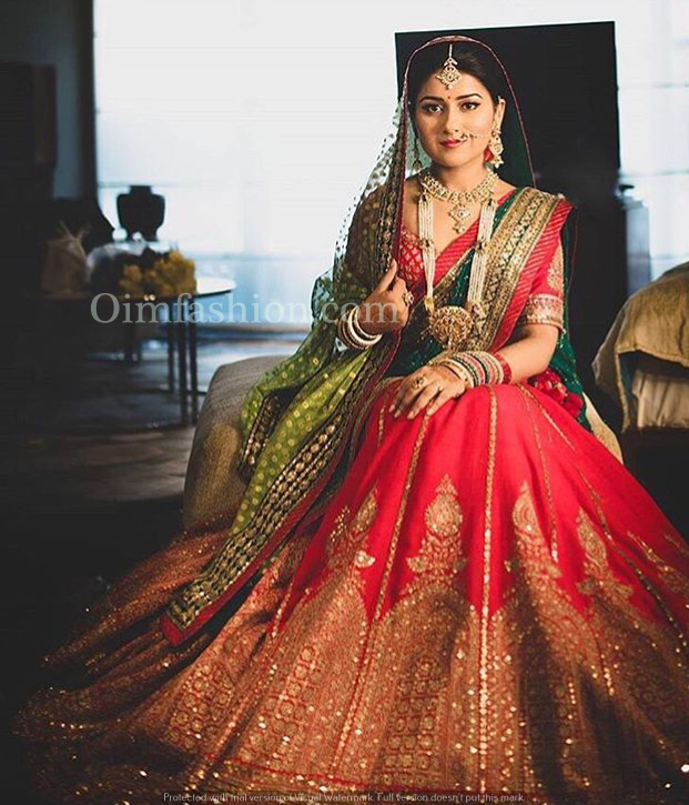 Sabyasachi Mukherjee best Brides