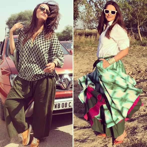 Neha Dhupia Summer Styles , Neha Dhupia Images