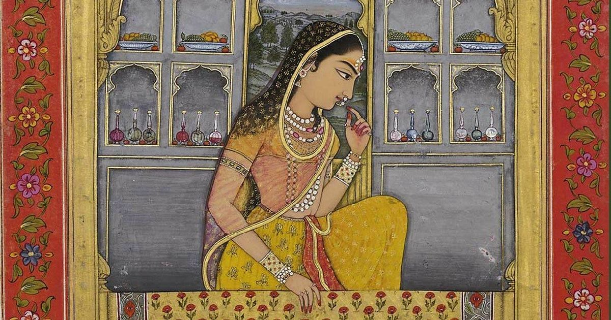 Real Picture of rani Padmavati