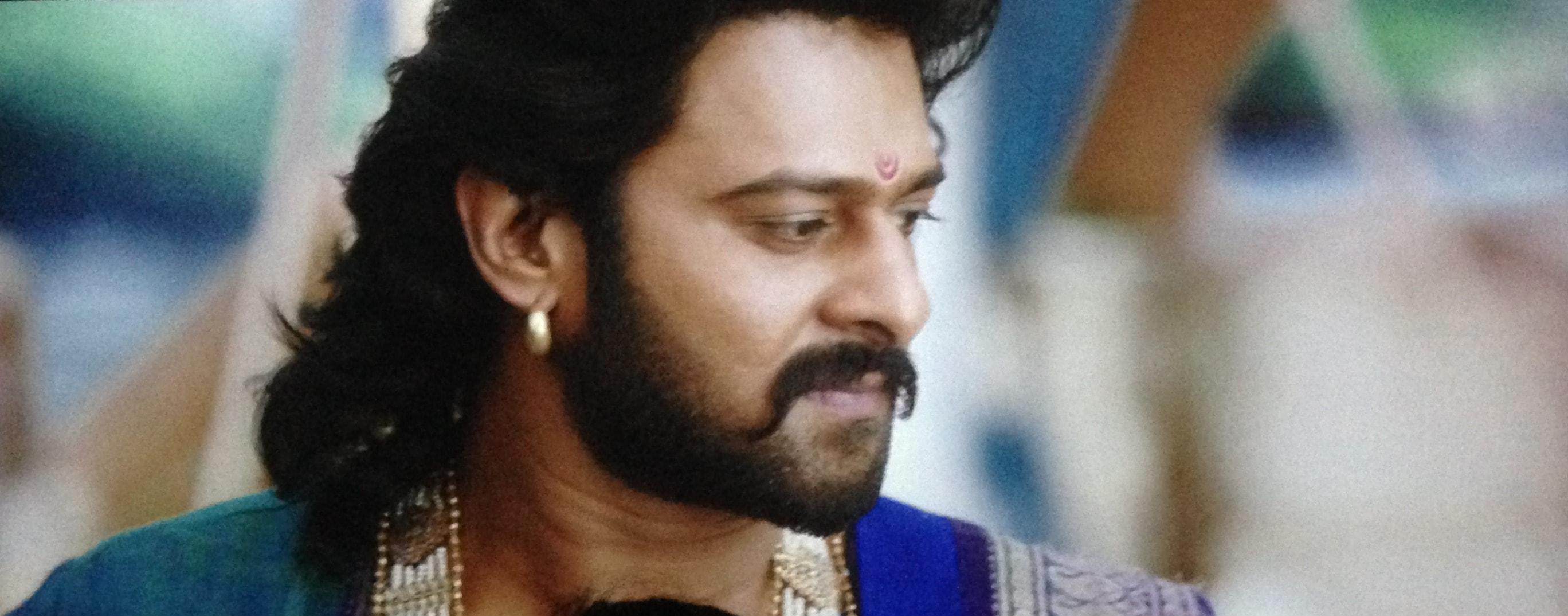 Bahubali Prabhas in Bahubali 2
