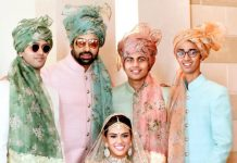 Amitabh Bachchan in Royal Wedding