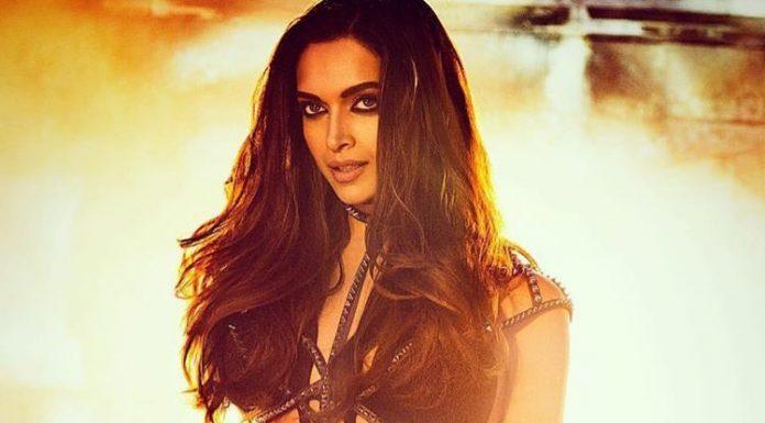 Deepika Padukone in Raabta Title track