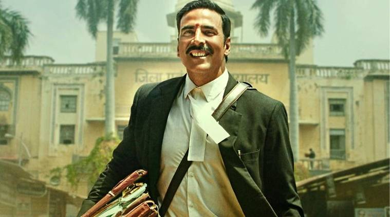 Akshay Kumar movie Jolly LLb look