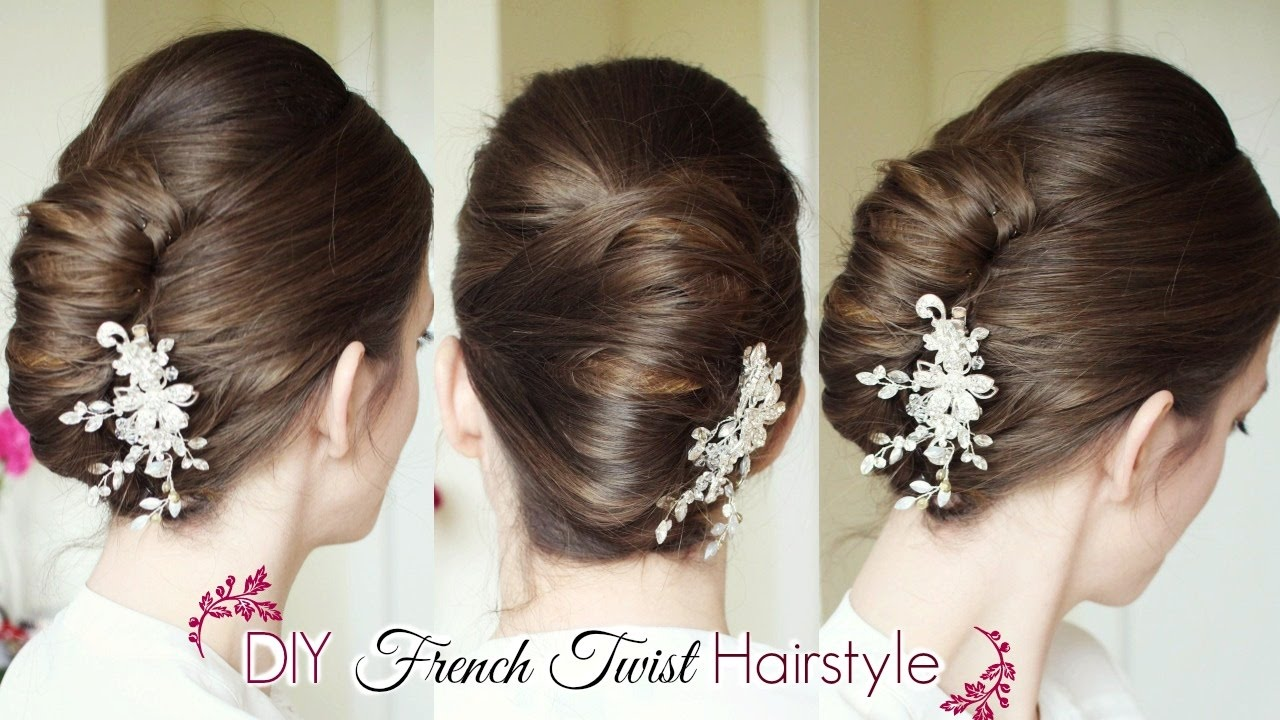 10 Types Of Stylish And Easy Diy Hair Buns You Can Make In