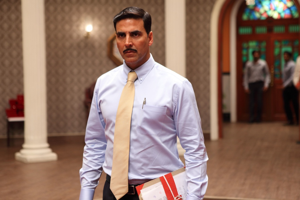 Akshay Kumar movie Special 26 look