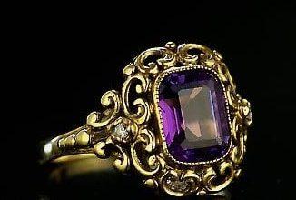 Ring designs, Rings, Vintage rings, Vintage jewellery, Metal rings, Quirky Rings, Gems Rings, Rings with stones, Blue stone rings, Topaz ring, gold ring, nag ki anguthi, pink stone ring, diamond rings