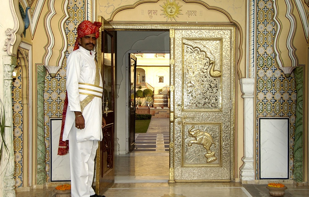 Raj Singh Hotel in jaipur billed $45000, Most expensive hotels of world , heritage hotel
