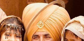 Akshay Kumar, Akshay Kumar sar, Akshay kumar kesari look, kesari, AKshay kumar in turban